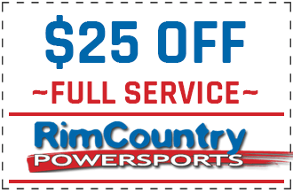 Coupons Specials Rim Country Powersports