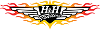 H&H Trailers are sold at Rim Country Power Sports